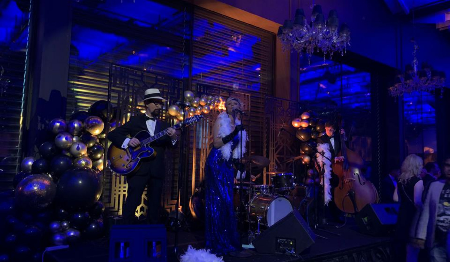 Sydney Bands for Hire   Cover Bands   Weddings   Events - Jazz Noveau